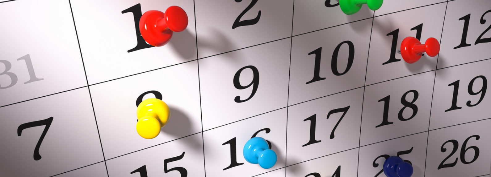 Grant Calendar