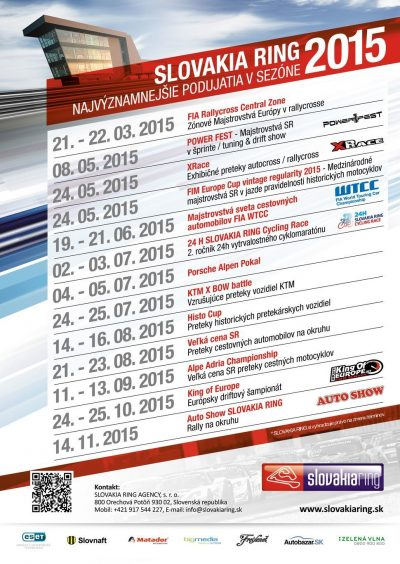 Csm kalendar podujatia 2015 sk efc83b0535