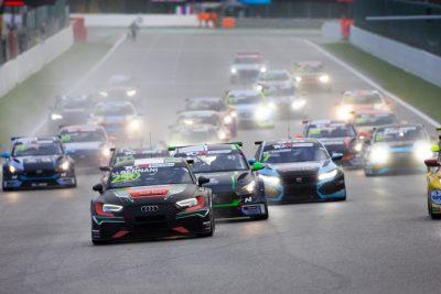 2020 2020 Spa Francorchamps Race 1 2020 EUR Spa Race 1 start 250