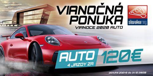VIANOCNA PONUKA2020 AUTO